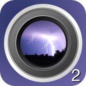 (iOS) Blitzjäger aufgepasst: iLightningCam 2 - Lightning Strike Photography (Nicht für Kinder!)