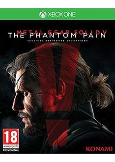 [Base] Metal Gear Solid V - The Phantom Pain (Xbox One) für 20,84€