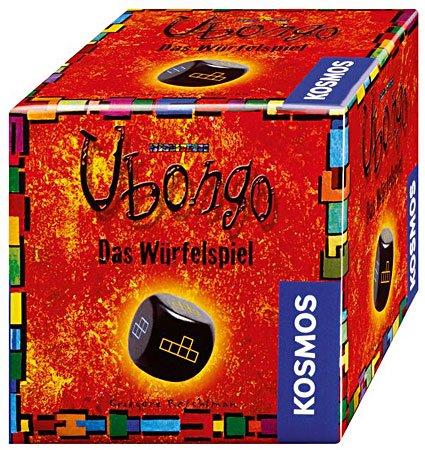 [Spiele-Offensive] Ubongo: Das Würfelspiel | 42% Ersparnis | Brettspiel | Gesellschaftsspiel
