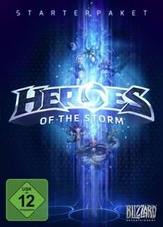 [Lokal Hannover Saturn] Heroes of the Storm Starterpaket