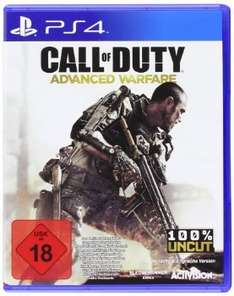 [saturn.de] Call of Duty: Advanced Warfare [PS4] für 19,99€ (Abholung) / 24,98€ inkl. Versand