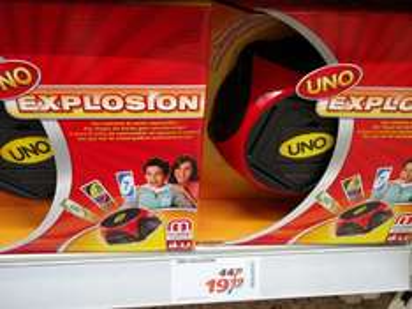 [lokal - Freising Real] gute Angebote: u.a. UNO Explosion für 19.99€