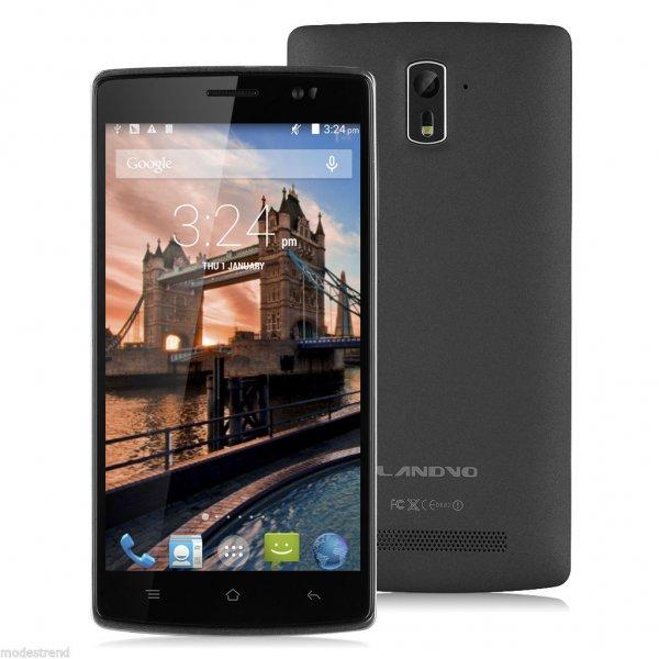 [ebay] 5'' LANDVO V3G Handy qHD 3G Android 4.4 8GB Quad Core Dual SIM Mobile Smartphone für 44,99 €