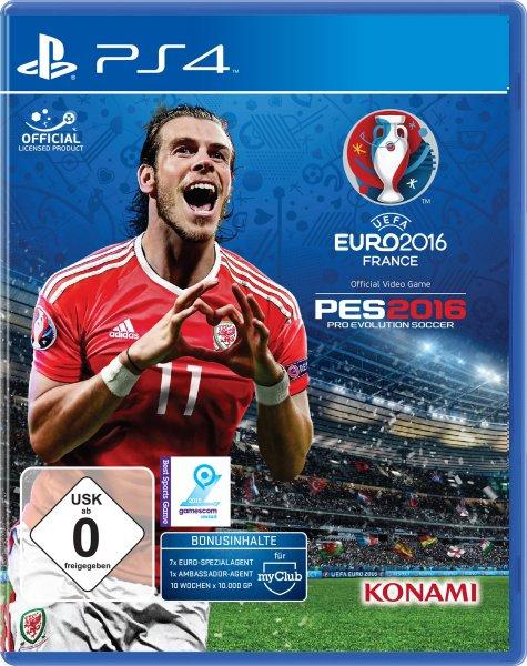 Pro Evolution Soccer - UEFA EURO 2016 PS4 für 25,61€ @ buecher.de