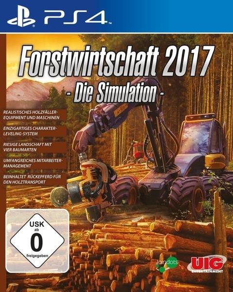 [Thalia.de / Vorbestellung] Forstwirtschaft 2017: Die Simulation - PS4 / Xbox One - für 31,99€ inkl. VSK