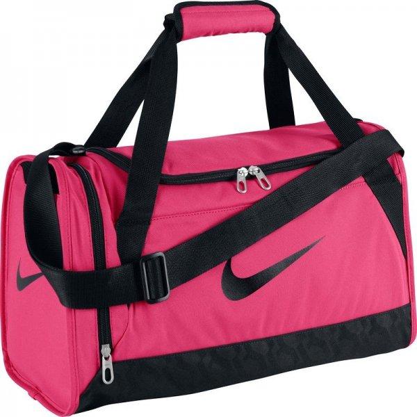 [DECATHLON.DE] Nike Brasilia 6X Small Duffel in Pink für 14,90€ bei Click & Collect oder 18,85€ inkl. Versand
