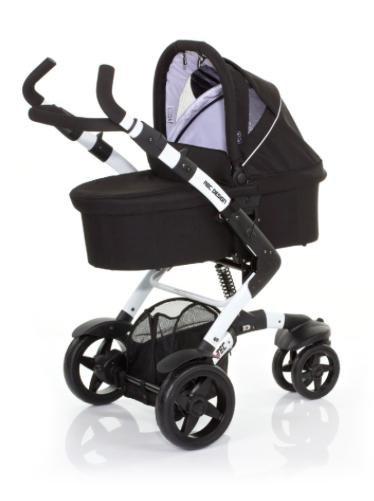[babymarkt.de] ABC DESIGN Kombikinderwagen 3 Tec inkl. Tragewanne phantom für 229,99€ inkl. VSK statt ca. 280€