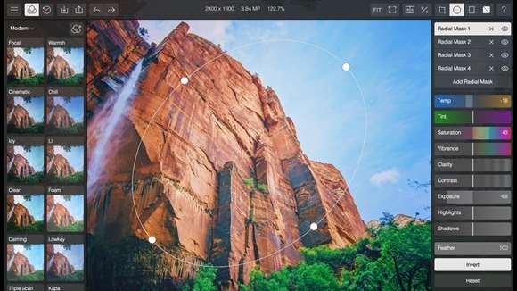Polarr Photo Editor Pro (Win 10 App)