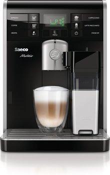 [Amazon Prime] Saeco HD8769/01 Moltio Kaffeevollautomat, integrierte Milchkaraffe, schwarz 429€