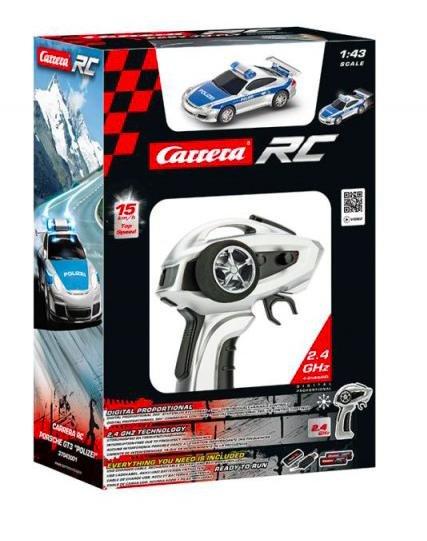 [Spielemax.de] Carrera RC Porsche GT3 Polizei für 21,94€ inkl. VSK statt ca. 33€