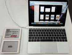 [lokal]  Media Markt Berlin - Steglitz : Apple MacBook Retina MF865D/A (12 Zoll),  512 GB SSD