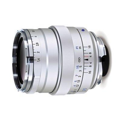 Zeiss ZM Objektiv Distagon T* 35mm 1.4 silber für Leica M