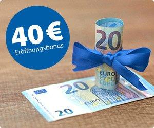 (Web.Cent) Consorsbank Tagesgeldkonto über Check24 abschließen und als Neukunde 40€ von Check24 und 30€ Cashback dazu bekommen als Web.de Club Mitglieder