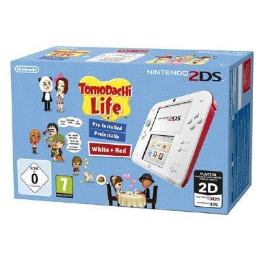 Amazon.co.uk Nintendo 2DS Bundle Tomodachi *Prime Deal*