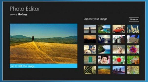 [Win10] Photo Editor 10 App