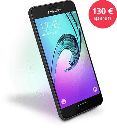Samsung Galaxy A3 (2016) Exklusiv für o2 Kunden inkl. Samsung Mehr ExtrA mit der Galaxy A-Serie