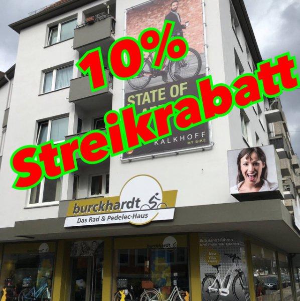 10% Auf Fahrräder und Pedelecs in Hannover