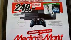 Lokal Hannover  Xbox One 500GB + 2 Spiele 249.- Euro