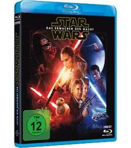 [KAUFLAND] 28.04-30.04.2016 Bluray Star Wars: Das Erwachen der Macht + 2,50€ Rabatt für nächsten Einkauf
