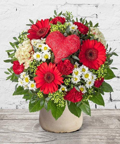 """Blumenstrauß """"Thank you"""" für 17,99 inkl Versand bei Valentins"""