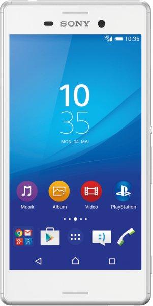 [Telekom] Sony Xperia M4 Aqua LTE (5'' HD IPS, Snapdragon 615 Octacore, 2GB RAM, 8GB intern, wasser- und staubgeschützt nach IP68, 13MP + 5MP Kamera, 2400mAh, Android 5.0 -> Android 6) in weiß für 149€
