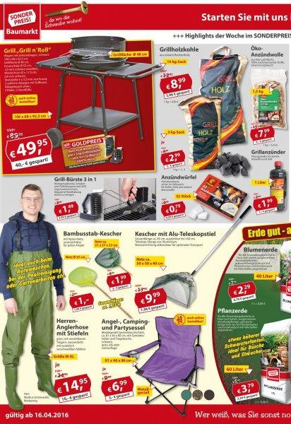(Sonderpostenbaumarkt] Flash Anzündwurfel 0,79€ mit TPG: 0,69€
