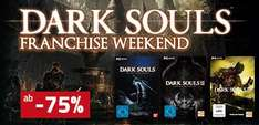 Dark Souls II: Scholar of the first sin: 15,95€ - weitere ab 4,95€ als Steam Key