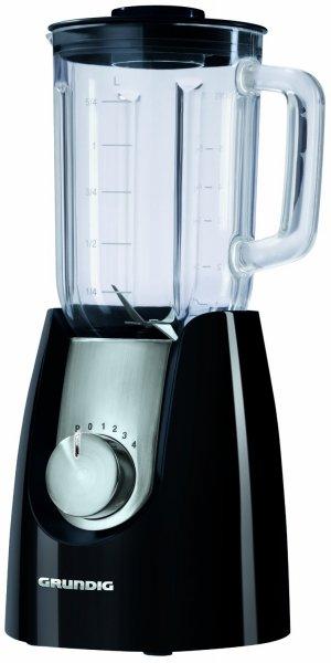 [Grundig] SM 7280 Standmixer schwarz (Gourmet, 600 Watt, 1,5L Glasbehälter) nur 29,99 EUR incl. kostenlosen Versand [Amazon Prime]