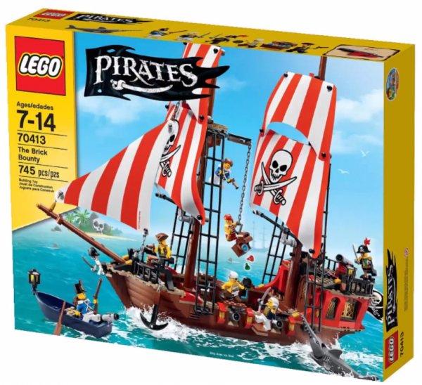 Lego Piratenschiff EOL, € 77,99 bei Spiel Max