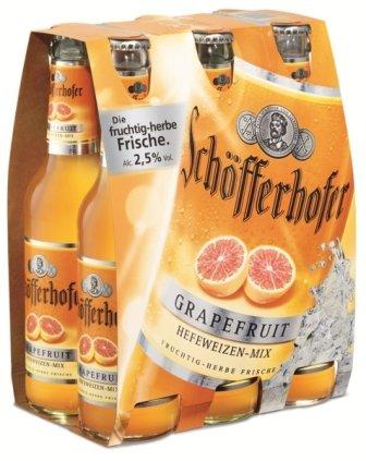 [HIT] [Bundesweit] Schöfferhofer Weizen Mix SixPack 1,99 € zzgl Pfand 50% Ersparnis