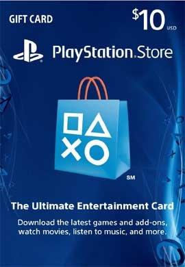 $10 US PSN-Guthaben für 6,20€ statt 8,86€ + aktueller US PSN-Sale!