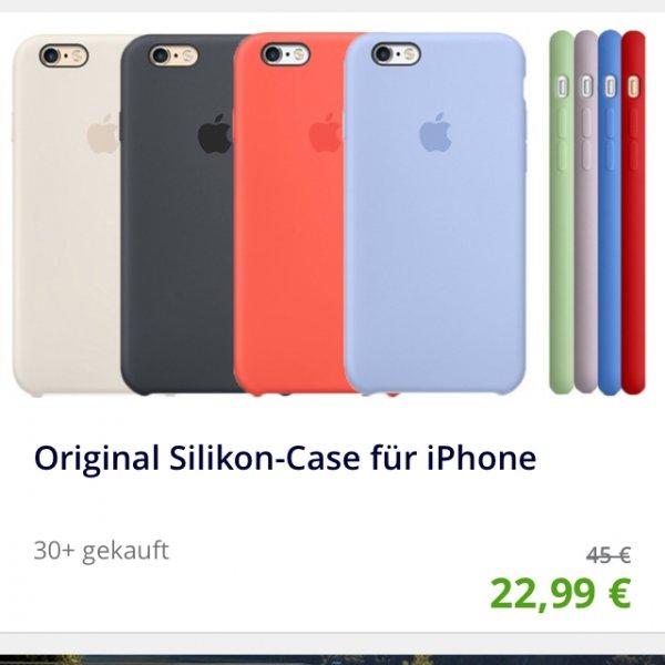 Original iPhone 6s & plus case
