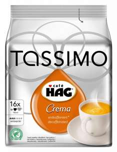 Amazon Prime Tassimo HAG, 5er Pack (5 x 16 Portionen) 13,88 €