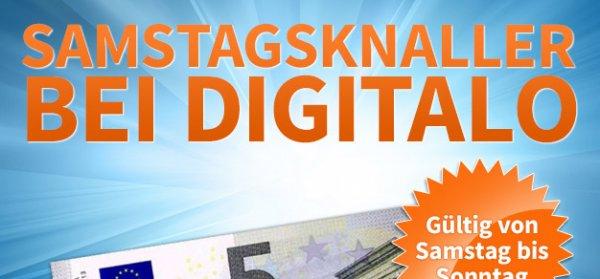 Digitalo: Samstags-Knaller 15 Produkte 9,99 inkl. Versand und 5 € Gutschein bei Kauf von 3 (dann 8,33)