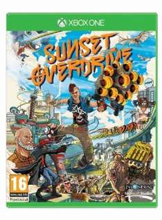 [thegamecollection.net] Sunset Overdrive [XO] für 11,49€ inkl. Versand