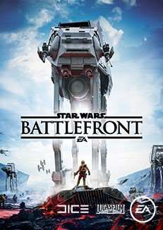 Star Wars: Battlefront PC bei cdkeys.com für 23,49€