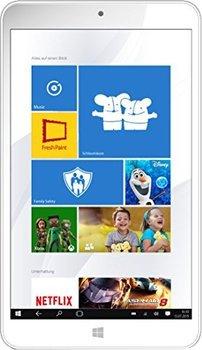 [Saturn] Odys Winkid 8 Tablet (8'' HD IPS, Intel Z3735G, 1GB RAM, 32GB intern, 4000mAh, Windows 10) + Hülle + 50 Märchen / 10 Hörbücher + Lernsoftware für 44,99€