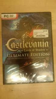 [MediaMarkt Bayreuth] Castlevania - Lords of Shadows Ultimate Edition (PC/Steam)