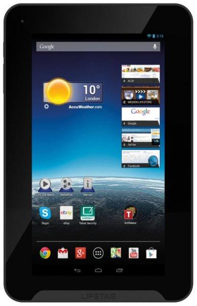 [ebay] MEDION LIFETAB E7312 MD 98488 Tablet PC 18cm/7'' 8GB 1GB Android 4.2
