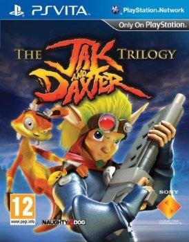 [base.com] The Jak & Daxter Trilogy [PS VITA] für 21,24€ inkl. Versand