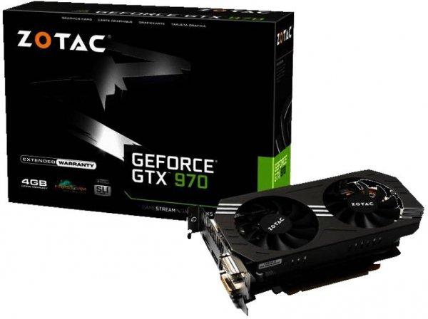 [Mediamarkt Österreich] ZOTAC GeForce GTX 970 4GB GDDR5 ZT-90101-10P für 256,-€ inc Versand nach Deutschland*Inc. Key für Division*