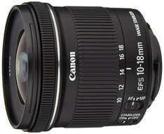 Canon EF-S 10-18mm 1:4,5-5,6 IS STM Objektiv bei AMAZON.IT