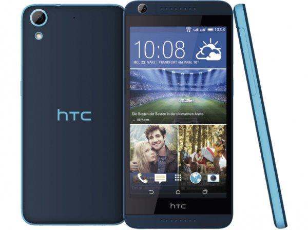 [Saturn Online] HTC Desire 626G, Smartphone, 8 GB, 5 Zoll, verschiedene Farben [inkl. Newslettergutschein] für 134 Euro