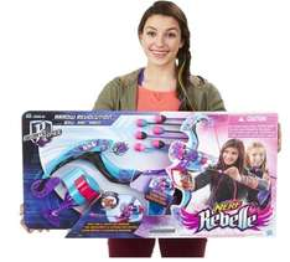 [real.de] Hasbro, Rebelle Revolution Bogen für 20€ bei Abholung statt ca. 30€