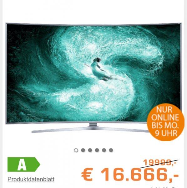 Samsung UE88js9590Q [Saturn Online] 16666€