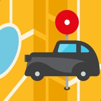 [iOS] ParkBook - App zum Wiederfinden des geparkten Autos kostenlos statt 0,99€