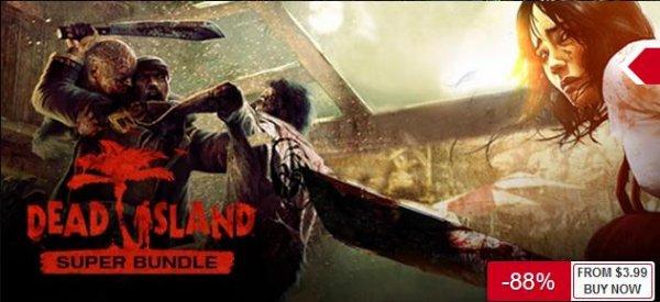 [Indiegala Zombie Multiplayer 1-4 Spieler] Dead Island GotY + Dead Island Riptide mit DLCs + Escape Dead Island [Steamgebunden] für 8,52€