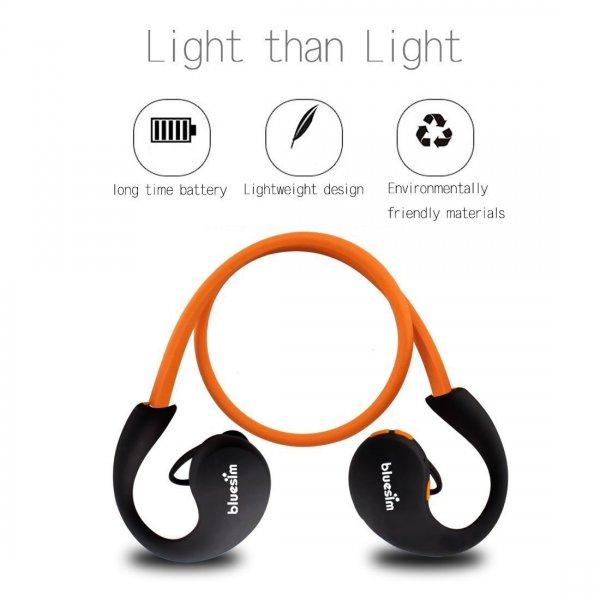 (amazon prime) Bluetooth 4.0 Kopfhörer von Bluesim