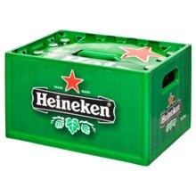 [GRENZGÄNGER NL] PLUS - 1 Kiste Heineken für 9,49 €