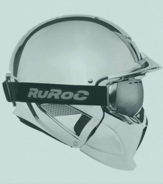 ruroc vollvisierhelme (boxencrew F1) für snowboarder/skifahrer etc. 50% off(auf alles)